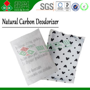 Air Freshener Coconut Shell Activated Carbon Filter Paper Deodorant