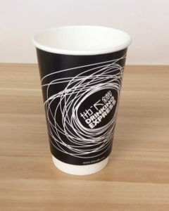 Disposable Cup Paper for Coffee, Drinking, Water pictures & photos