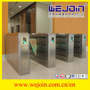 High Class Commecial Flap Barrier, Wing Barrier Automatic Barrier for Access Control System pictures & photos