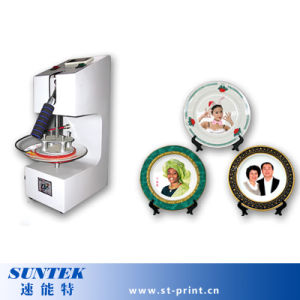 Best Improved Warranty Sublimation Plate Press Machine (STM-M13) pictures & photos