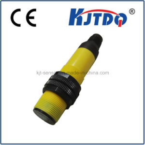 New Product M18 Photo/Optical Diffuse Sensor with M12 Connector pictures & photos