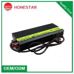 Factory Price 1000W Charging Inverter with 20A Charge Current pictures & photos