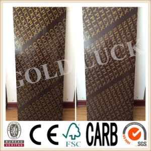 Brown Film Waterproof Construction Plywood pictures & photos