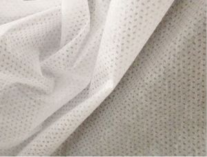 Ss White Hydrophilic Spunbonded Non Woven Fabric pictures & photos