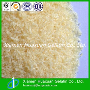 Best Quality Food Grade Gelatin pictures & photos