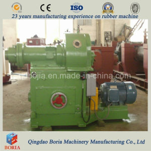 Hot Feeding Rubber Sheet Extruder pictures & photos
