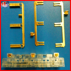 Female Type UL Plug Blades Extension Cord Terminals (HS-TM-523G) pictures & photos