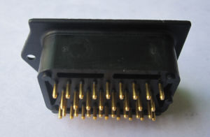 Automobile Connector Male for PCB Board 34p Straight pictures & photos