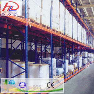 New High Quality Large Load Capacity Push Back Racking Steel Rack pictures & photos
