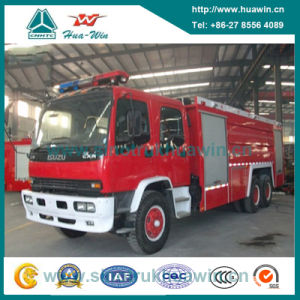Isuzu 6X4 12cbm Fire Fighting Trucks pictures & photos