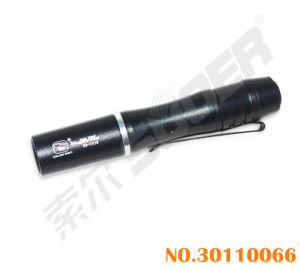 Suoer LED Strong Light Torch Low Price Flashlight (Torch-5038) pictures & photos