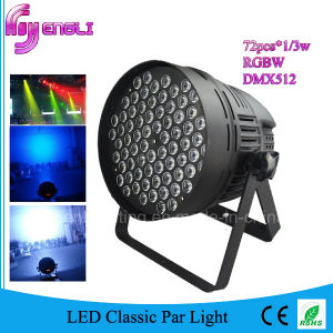 72PCS*3W Classic Multi Stage PAR Light (HL-036) pictures & photos