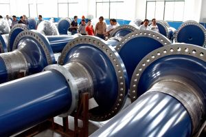 Wind Power Generation Forged Shaft pictures & photos