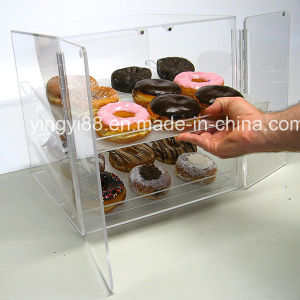 Wholesale Acrylic Bakery Showcase New pictures & photos