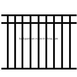 Iron Fences Outdoor Fence Metal Fencing pictures & photos