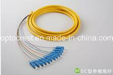 LC-Sc-FC-Mu Connector Fiber Optic Jumper