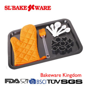 8 PCS Bake Set Carbon Steel Nonstick Bakeware (SL BAKEWARE)
