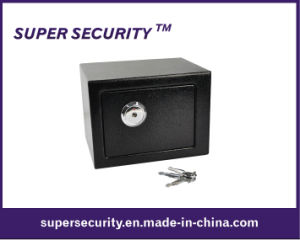 Key Operated Home Security Money/Cash Safe Security Box (STB0609) pictures & photos