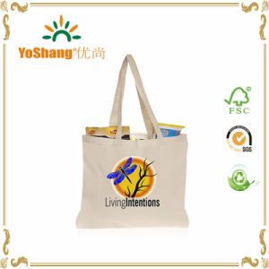 Recycled Canvas Cotton Bag Promotional pictures & photos