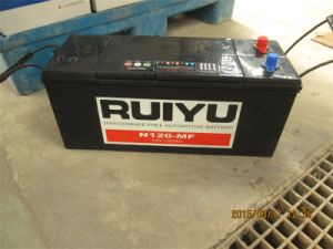 High Quality 120ah Truck Battery Car Battery pictures & photos