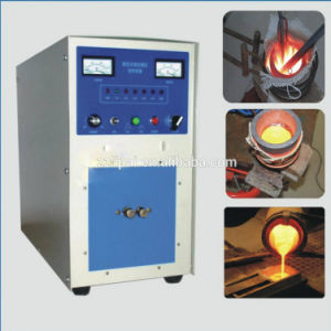 High Frequency Induction Lead Melting Machine pictures & photos