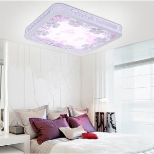 Elegant Square Wooden LED Ceiling Lamp / Ceiling Light pictures & photos