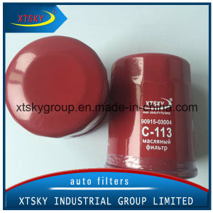 Good Quality Auto Oil Filter 90915-03004 pictures & photos