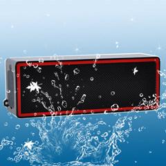 Handsfree Call Waterproof Bluetooth Speaker 4.0 TF, FM