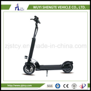 400W 10inch 2015 New Design Electric Fast Scooter pictures & photos