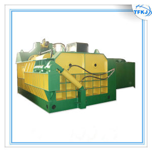 PLC Packing Hydraulic Waste Compactor pictures & photos