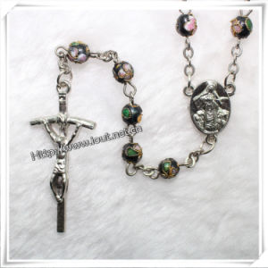 Religious Cloisonne Beads Rosary, Beads Rosaries (IO-cr079) pictures & photos