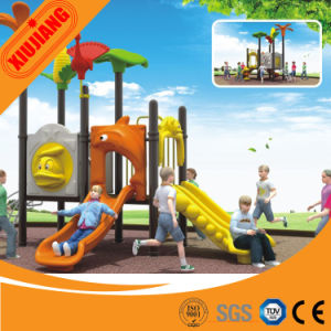 2016 Kids Best Choose Outdoor Playground Plastic Fort Plastic Tubes Playground pictures & photos