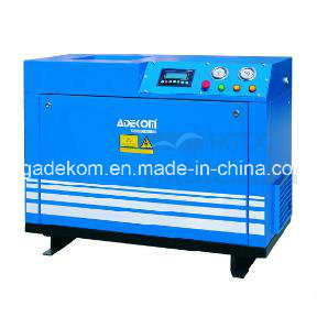 Industrial Screw Oil Lubricated Silent Compact Air Compressor (K4-10D) pictures & photos