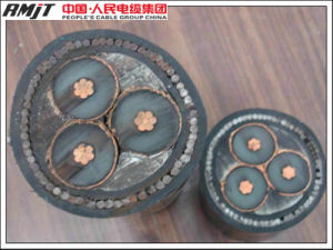 Medium Voltage XLPE Insulated Power Cable Armoured Cable pictures & photos
