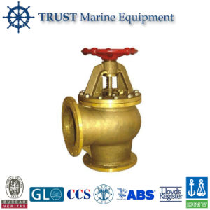 Marine or Ships Bronze Suction Sea Valves pictures & photos