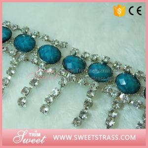 Latest Fashion Jewelry Cheap Rhinestone Trim Rhinestone Transfer pictures & photos