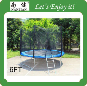 Jumping Cheap Big Trampoline pictures & photos