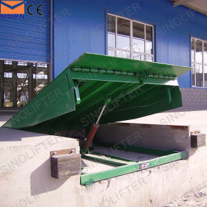Electric Stationary Dock Ramp for Sale pictures & photos