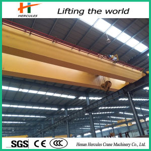 China Hot Electric Eot Crane Overhead Bridge Crane pictures & photos