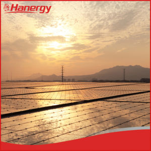 Hanergy Solibro 20kw Solar Energy System for Home