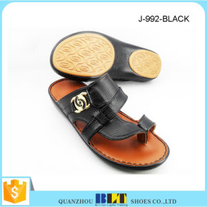 Men Custom Arab Slippers Free Samples pictures & photos