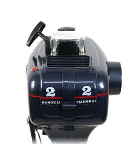 Hangkai 2HP Boat Motor Water Cooling Outboard with CE pictures & photos