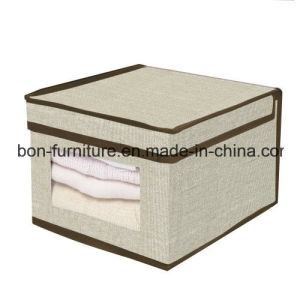 Linen Farbic Nonwoven Storage Products pictures & photos
