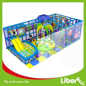 Kids Indoor Playground Structure for Commercial pictures & photos