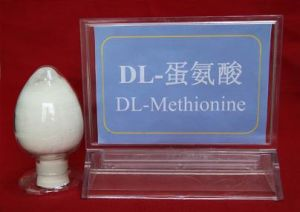 Feed Grade 99% Dl-Methionine for Pig pictures & photos