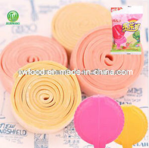 Coolsa Yummy Fruit Flaovrs Type Bubble Roll Gum pictures & photos
