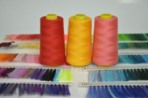 Bag Closing Sewing Thread 100% Polyester Thread pictures & photos