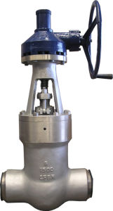 API 600 Wedged Stainless Steel Gate Valve pictures & photos