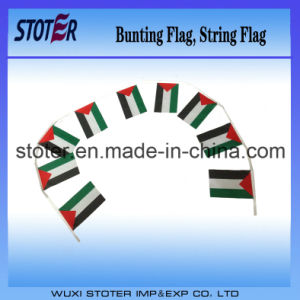 Palestine Design Bunting String Flag pictures & photos