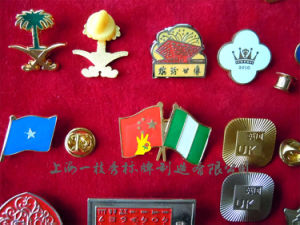 Enamel Badge pictures & photos